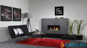 Semineu pe gaz - Faber - Relaxed Premium M - Seminee pe gaz