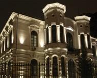 Iluminat exterior Palatul Sutu Lucedomotica - Corpuri de iluminat Lucedomotica