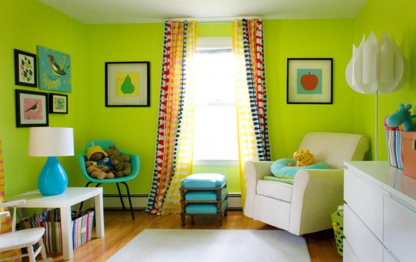 Ce culori se recomanda in camerele copiilor? - Ce culori se recomanda in camerele copiilor?