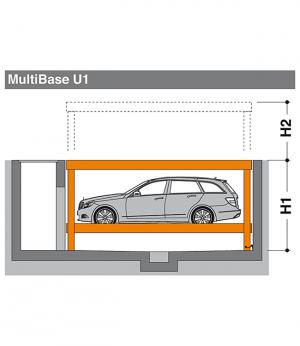 MultiBase U10 - MultiBase U