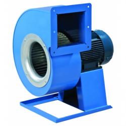 Ventilator monoaspirant centrifugal de inalta presiune 1540mc/h 800Pa, 0.75kW, 2 poli, trifazic - Ventilatie industriala ventilatoare centrifugale