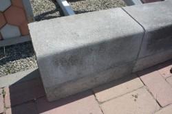 Borduri rutiere (carosabile) - Borduri din beton