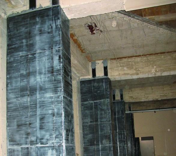Consolidari structurale cu sisteme compozite - structuri rezidentiale - Consolidari structurale cu sisteme compozite - structuri