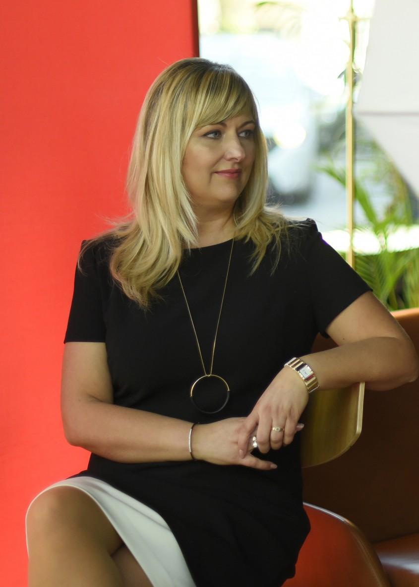 Noemi Ritea director general Velux Romania - Soluția completă VELUX vă asigură minim 25 de ani