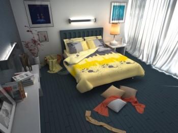 Lenjerie de pat Sara - Lenjerii pentru pat