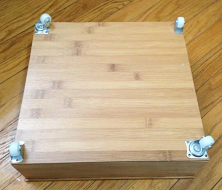 Proiect practic: sertare pentru depozitarea sub pat - Proiect practic: sertare pentru depozitarea sub pat