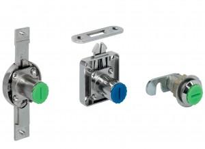 Incuietori, contrapiese, sisteme de inchidere  - Sisteme de inchidere mecanice