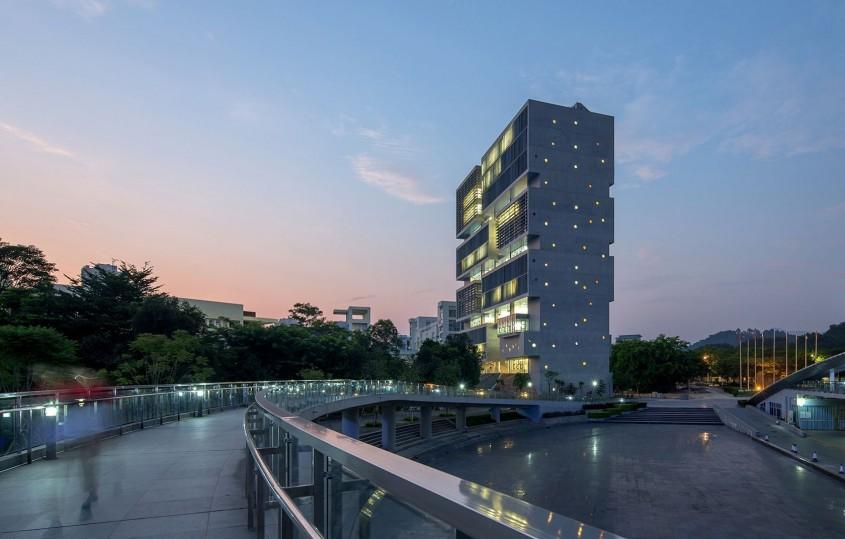 Tsinghua Ocean Center - De la randare la realitate revolutionarul proiect Ocean Center se ridica in