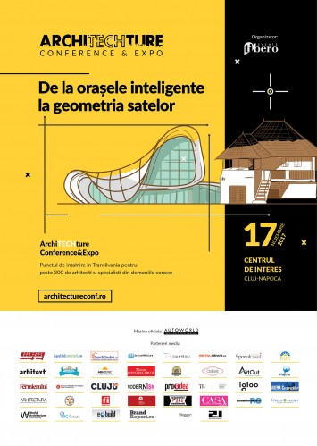 De la orasele inteligente, la geometria satului  - ArchiTECHture Conference&Expo 2017 - De la orașele inteligente, la geometria satului - ArchiTECHture Conference&Expo 2017