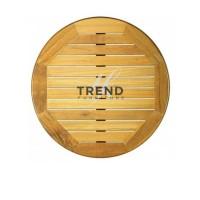 Blat Werzalit Teak - Componente pentru mobilierul de restaurant