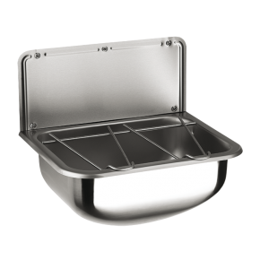 Spalator pentru curatenie din otel inox - SLVN 04 - Lavoare din otel inox pentru curatenie