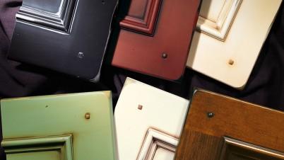Culori disponibile pentru bucataria Beatrice - Produse Mobila Vogue