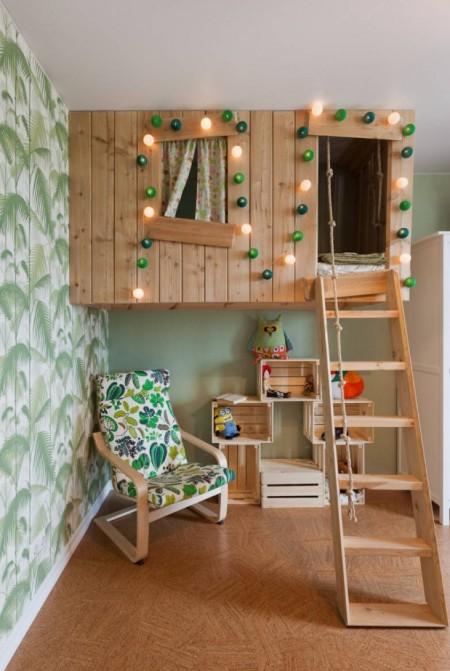 Cum poți folosi tapetul în camera copilului - Cum poți folosi tapetul în camera copilului