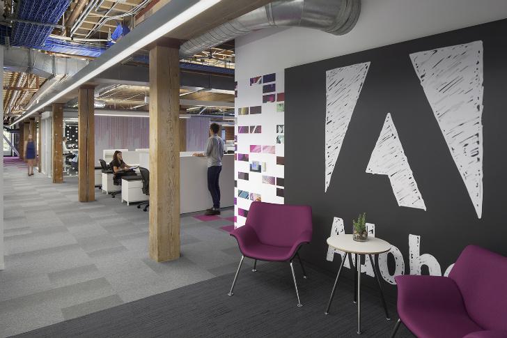 Birourile Adobe din San Francisco - Birourile Adobe