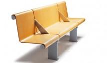 Bancheta pentru sala de asteptare SSB007 - Banchete pentru zone de asteptare