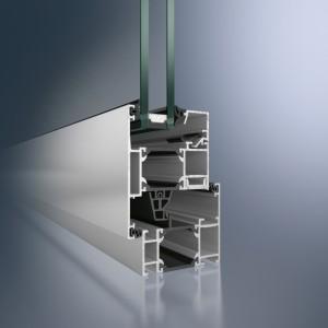 Profil din aluminiu pentru fereastra - Schüco AWS 65 - Profil din aluminiu pentru fereastra - Schüco AWS 65
