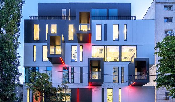 LSG HQ - Premiile Bienalei Nationale de Arhitectura editia a-12-a, 2016