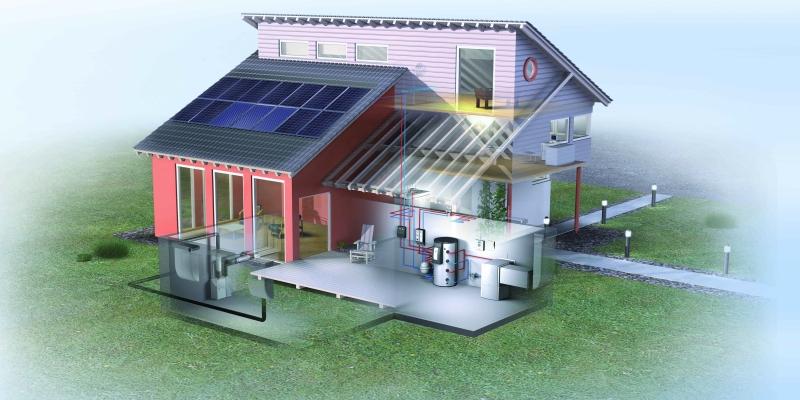 Care este cea mai buna solutie, pompa de caldura aer-apa sau pompa de caldura apa-apa? - Care