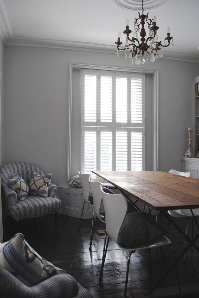 Casa cu farmec si eleganta londoneza - Casa cu farmec si eleganta londoneza