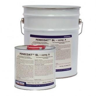 Material poliuretanic bi-component, auto-nivelant sau strat de acoperire PENECOAT  SL - Sape autonivelante