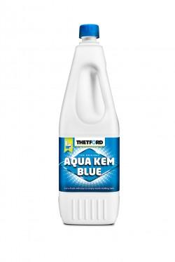 AQUA KEM BLUE - Lichid de toaleta pentru rezervorul de reziduuri, dezinfectant - AQUA KEM BLUE - Lichid de toaleta