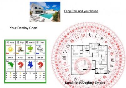 Harta Destinului - Feng Shui Studio