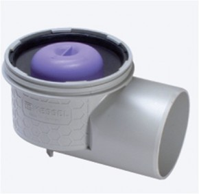 45110 - Corp sifon Practicus din PP - Sifoane de pardoseala sistem 125