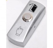 Buton aluminiu - cod AX15R - Tastaturi,carduri, etc.