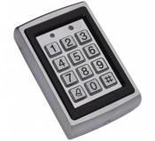 Controler/Cititor de proximitate cu tastatura pentru exterior, stand-alone - cod YK 568L - Tastaturi,carduri, etc.