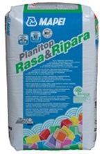 Mortar de reparatie si finisare, rapid, pentru interior si exterior - PLANITOP SMOOTH & REPAIR (RASA&RIPARA) - Tencuieli curente
