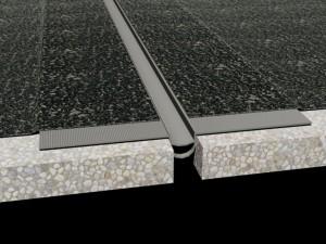 Profil de dilatatie impermeabil pentru acoperis Hidroplasto din seria 51 - Profile de dilatatie pentru rosturi acoperis