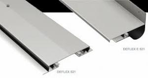 Profil de dilatatie impermeabil pentru acoperis Hidroplasto din seria 521 - Profile de dilatatie pentru rosturi acoperis