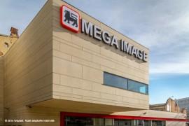 Fatada Mega Image - PROIECTE din Romania