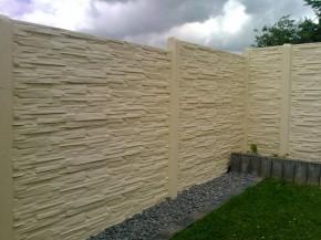 Gard din beton - Garduri din beton