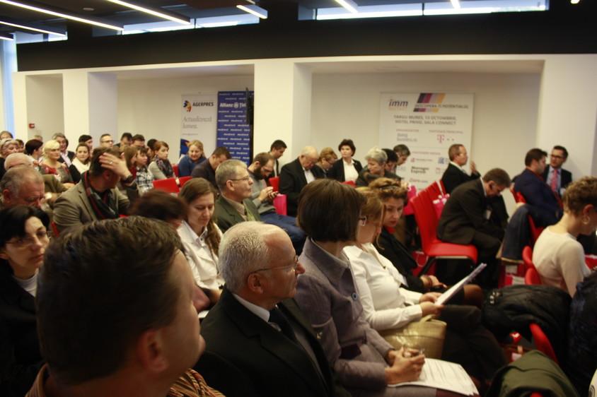 IMM ReStart - Descopera-ti potentialul revine la Oradea pe 18 noiembrie 2015 - IMM ReStart -