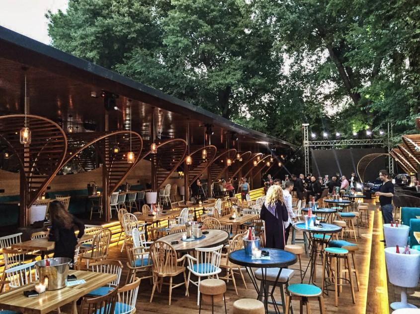 Nuba #summervibes - Eleganta moderna si simplitate japoneza, la terasa Nuba #summervibes