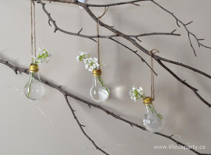 Becurile arse? Noile vaze decorative! - Becurile arse? Noile vaze decorative!