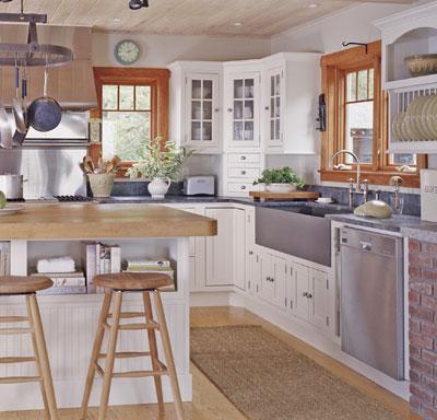 Lucruri esentiale despre o bucatarie in forma de L - Lucruri esentiale despre o bucatarie in