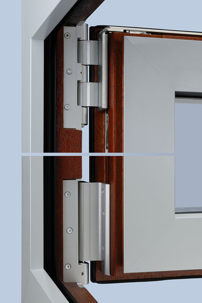 Balama interior - Roto NT Power Hinge - balamaua estetica pentru ferestre si usi de balcon