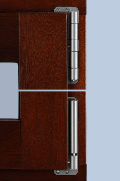 Balama exterior - Roto NT Power Hinge - balamaua estetica pentru ferestre si usi de balcon