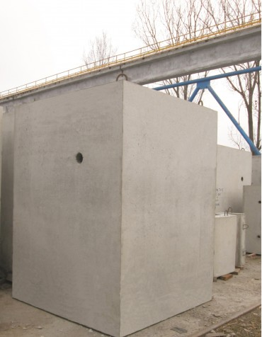 Camin de vizitare din beton armat - Camine de vizitare din beton armat