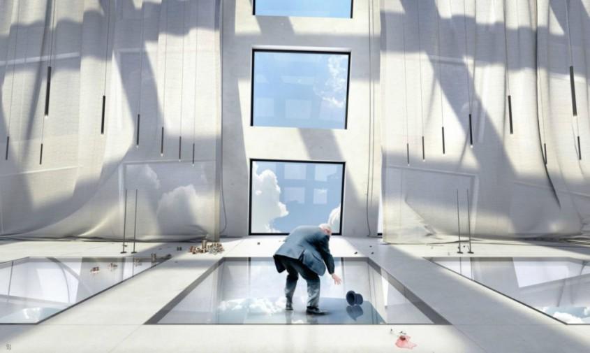 """""""Marea Indoitura"""" - Inovatii in arhitectura un turn indoit ce va deveni cea mai lunga cladire"""