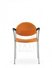 Scaun de conferinta SKON011 - Scaune de conferinta Colectia SKON