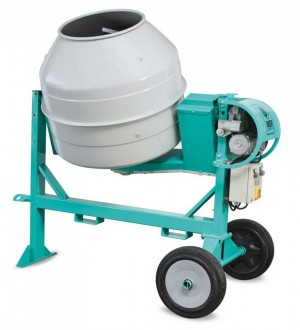 Betoniera profesionala, motor monofazat, 1.4 kW - Imer Syntesi 350 R - RE - Betoniere