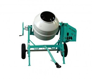 Betoniera profesionala cu motor benzina Robin, 3.2 kW - Imer Syntesi 190 R - Betoniere