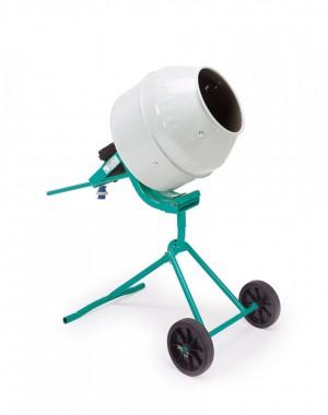 Betoniera profesionala, motor monofazat, 2P 230V - 50 Hz, 0.3 kW - Imer Minibeta 130 - Betoniere