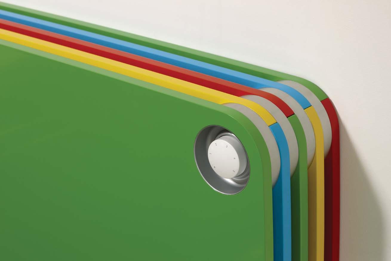 Calorifer Play - Calorifere vesele pentru camere de copii