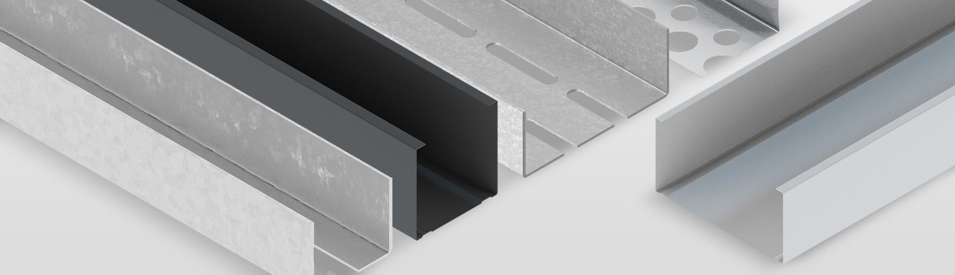 Profile metalice Siniat - Produsele Siniat Romania:
