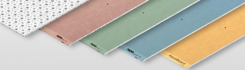Placi gips carton Siniat - Produsele Siniat Romania: