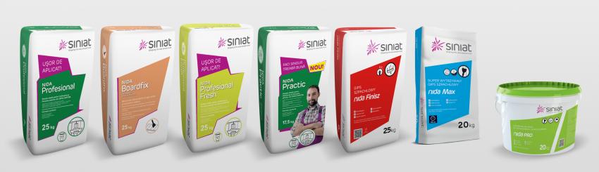Ipsosuri de imbinare Siniat - Produsele Siniat Romania: